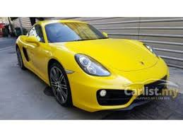 porsche cayman 2 9 pdk review search 44 porsche cars for sale in malaysia carlist my