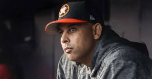 Baseball Bench Coach Duties Red Sox Hire Astros Bench Coach Alex Cora As New Manager Houston