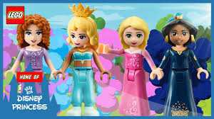 wrong heads disney princess aurora jasmine merida rapunzel
