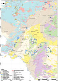Study Of Maps Indications Of Correlation Between Gravity Measurements And