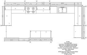Kitchen Cabinets Plans Plans For Custom Kitchen Cabinets