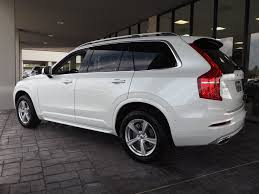 volvo xc90 excellence starts at 105 895 motor trend 2017 volvo xc90 momentum news reviews msrp ratings with