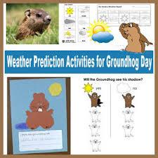 groundhog preschool kindergarten activities kidssoup