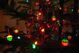 manificent design bubbling tree lights