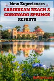 Coronado Springs Resort Map New Guest Experiences Coming To Coronado Springs And Caribbean