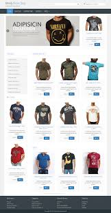 mimity online shop template is a simple flat clean responsive
