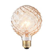 home depot edison light bulbs globe electric 40w clear designer vintage edison crystalina
