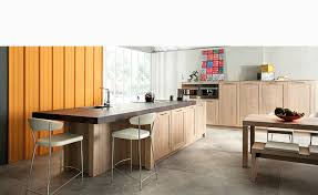 le chene cuisine cuisine design aragon maestro le chêne massif travaillé dans