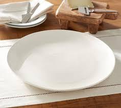 platter plates joshua serving platter ivory white pottery barn