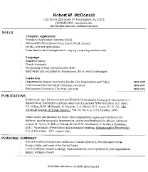 mcdonalds job resume application form online