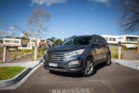 hyundai crossover 2015 2015 hyundai santa fe review run out round up caradvice