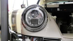 porsche headlights at night 911 headlights rpm lumetechnik led headlight conversion page 1