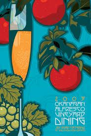 posters cuisine road catering cuisine du terroir okanagan valley