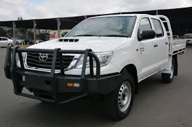 used toyota landcruiser ute for sale graysonline