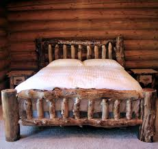 log cabin decorating ideas the most impressive home design bedroom decor log bedroom furniture ideas with gold pillows color