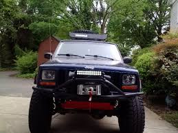 best jeep light bar best cheap light bar jeep cherokee forum