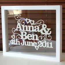 wedding gift personalised personalised wedding gif imbusy