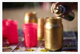 diy colored mason jars diy projects 100 layer cake