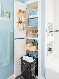 Bathroom Cabinet With Hamper Hamper Storage Bathroom Ideas Houzz