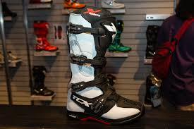 tcx pro 2 1 motocross boots tcx boots 2015 american international motorcycle expo day one