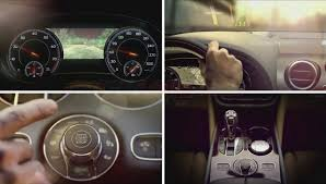 bentley bentayga 2016 interior bentley bentayga interiors teased could get new w12