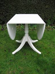 white drop leaf dining table wonderful white drop leaf dining table white quotregencyquot syle