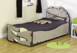 Dinosaur Bed Frame Kidsaw Dinosaur Single Themed Bed Frame Co Uk