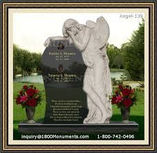 cost of a headstone angel memorials