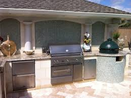 Gray Backsplash Kitchen Kitchen Minimalist Outdoor Kitchen Ideas With Grill And Canopy