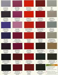 auto paint color chart red ideas summit racing 174 paint chip