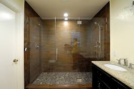Shower Stalls With Glass Doors Custom Shower Door Enclosure Installation Va Md Dc