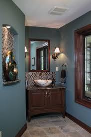 Powder Room Photos - how to light your bathroom right