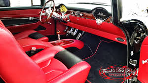 Muscle Car Upholstery Frank U0027s Rods Upholstery Custom Car Interiors U0026 Upholstery By