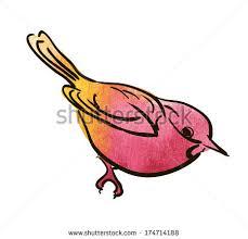 free vector watercolor bird download free vector art stock