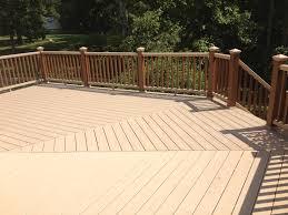 swing trex transcends deck boards with hidden fasteners