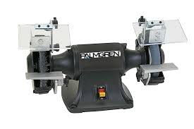 Bench Grinders Review Palmgren 6 U2033 1 3hp 115 230v Grinder No Dust Collection Review
