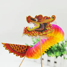 New Year Decoration Games by Aliexpress Com Buy Free Shipping 2pcs Pack 3d Chinese Dragon