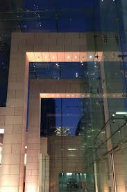 glass box architecture daman glass box u003c br u003edubai united arab emirates lichtvision design