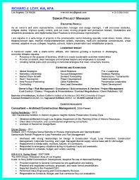 Best Ceo Resume by Simple Construction Superintendent Resume Example To Get Applied