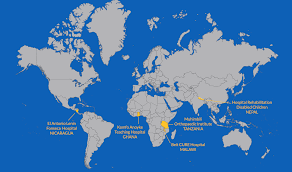 Hawaii World Map Igot U0026 Ucsf Resident Global Elective Program