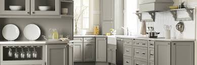 Grey Shaker Kitchen Cabinets Kitchen Remodeling Packages Choose Your New Kitchen