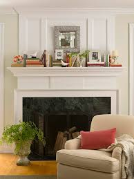 Wooden Mantel Shelf Designs by 30 Fireplace Mantel Decoration Ideas