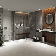 mode tate dark domain ensuite suite with room panel shower and