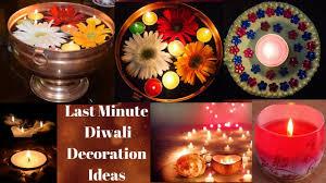Diwali Decoration Ideas For Home Last Minute Diwali Decoration Ideas Simple Diwali Decoration