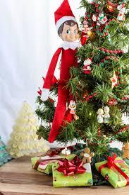 elf on the shelf christmas gift idea