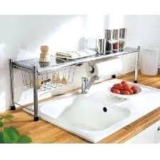 Kitchen Sink Dish Rack Kitchen Sink With Dish Drainer Hanging Dish Drying Rack Kitchen