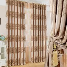 Luxury Modern Curtains Blackout Curtains Black Picture More Detailed Picture About 2015