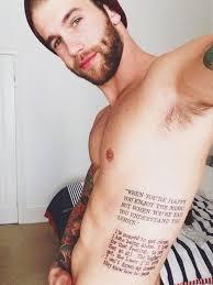 49 best side torso tattoos for men images on pinterest tattoo