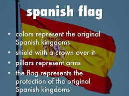 The Spain Flag Spain By Skye Palacios