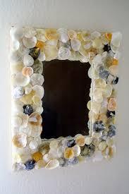 my sweet landon d i y sea shell mirrors